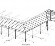 Luifel Loetje voor Mavitec Construction
